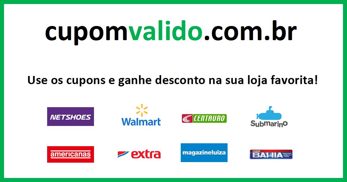 (c) Cupomvalido.com.br