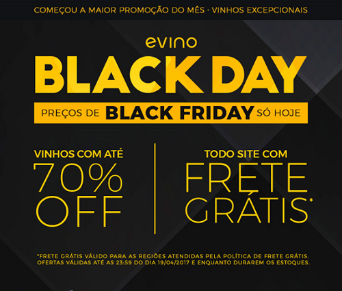 black day evino