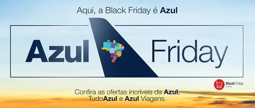 black friday azul