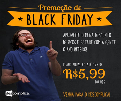 black friday descomplica