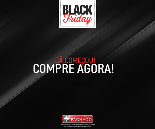 black friday drogaria pacheco