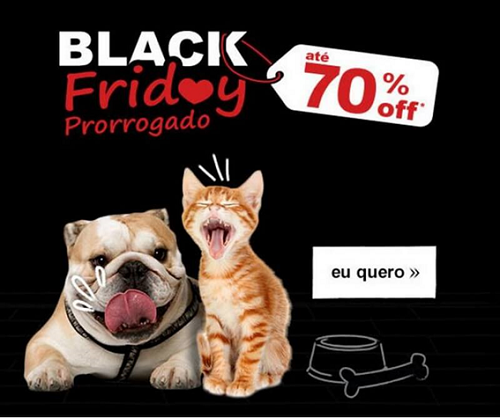 black friday petlove