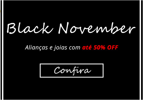 black friday virtual joias