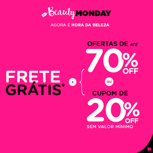 cyber monday epoca cosmeticos
