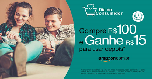 dia do consumidor amazon