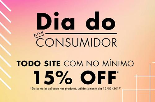 dia do consumidor passarela